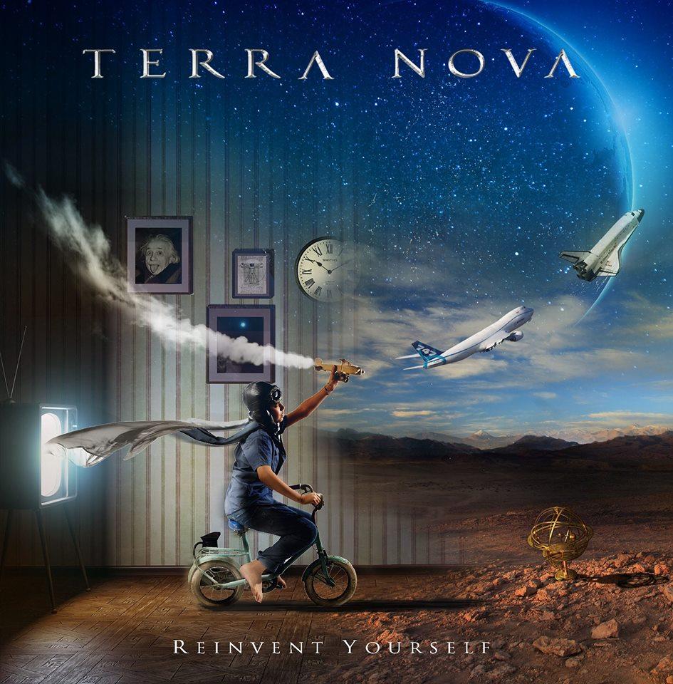 TERRA NOVA - Reinvent Yourself (Interview)